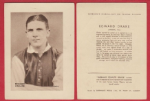 Arsenal Ted Drake England